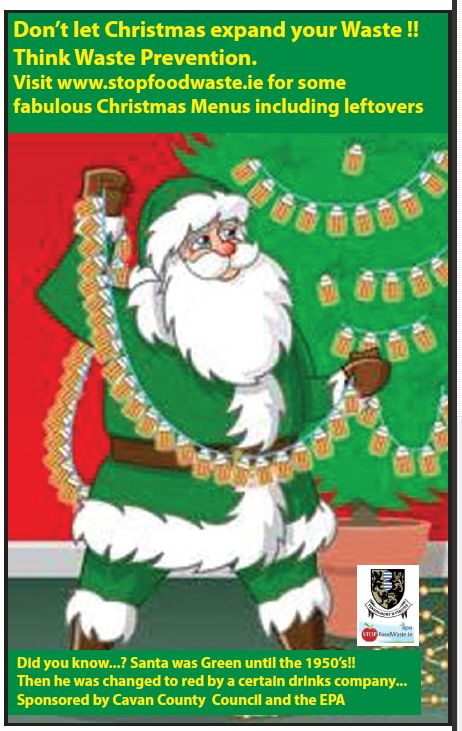 Green Christmas campaigns in Cavan and Limerick - Local Authority ...