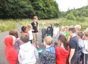 monaghan eco summer camp2