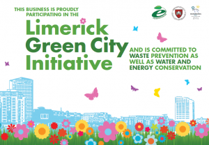 limerick green city graphic