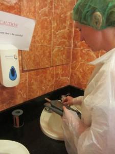 measuring taps