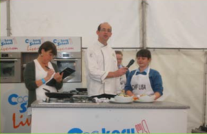 monaghan TY cookery competition